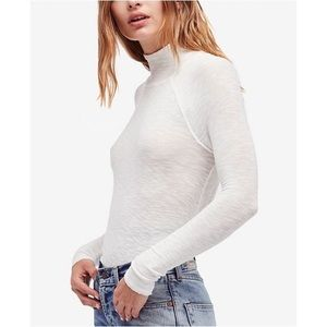 Free People Weekend Snuggle Turtleneck